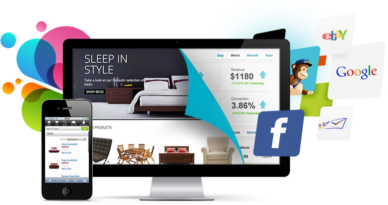 ecommerce websites brisbane exposure by design